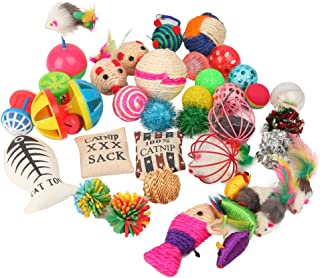 Fashion's Talk Cat Toys Variety Pack for Kitty