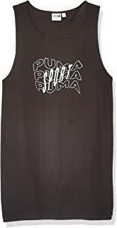 PUMA Men's Downtown Tank Top Beach Graphic