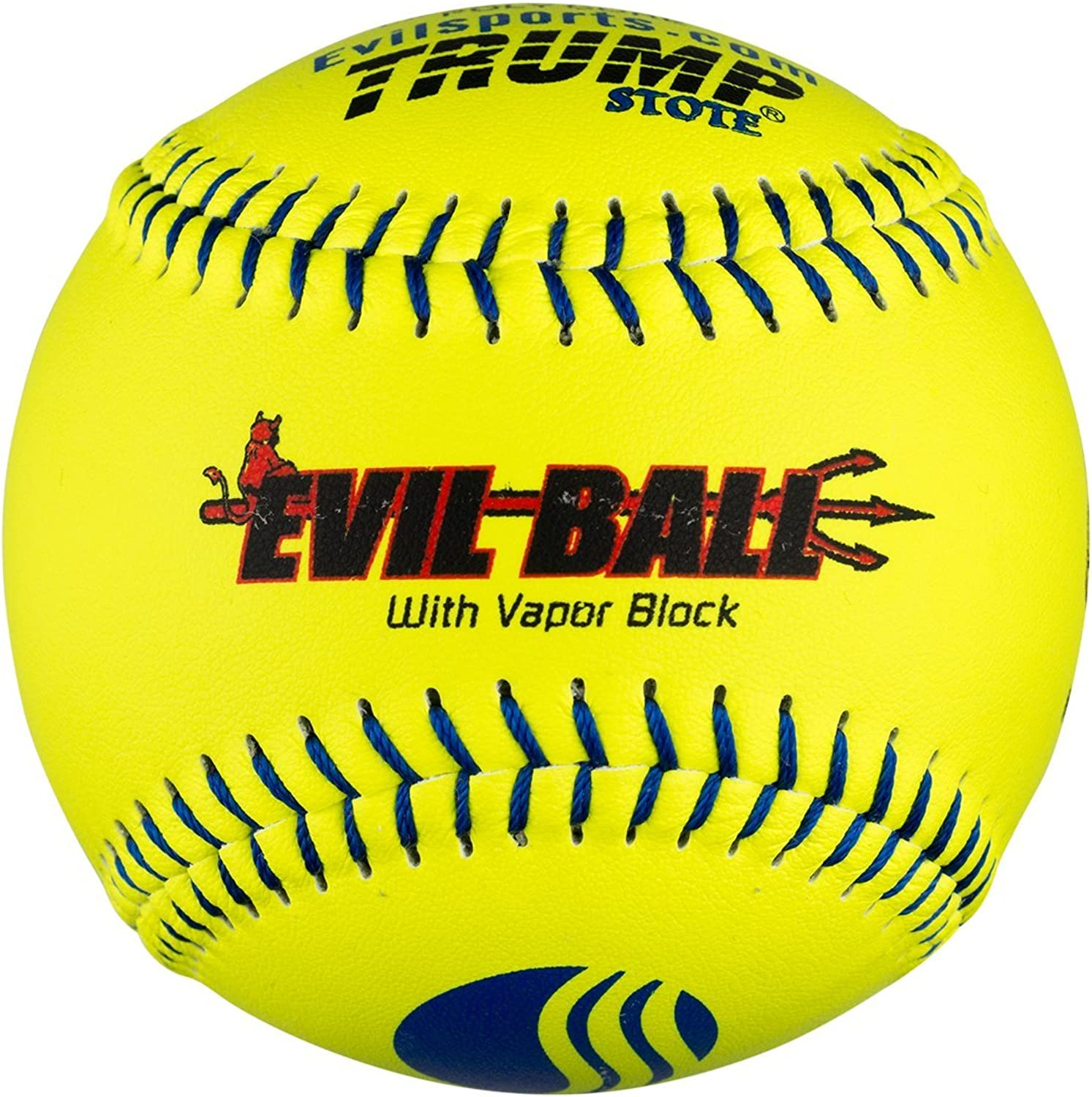 Trump Evil Sports 1 Dozen Evil Ball USSSA 12  Softballs  40cor .325 Compression (MPEvilCLASY2) Classic M
