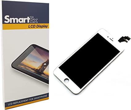 Smartex New Pantalla Negro Compatible con iPhone 5C / Display ...
