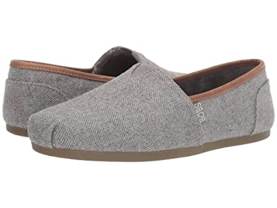 BOBS from SKECHERS Bobs Plush Pine Cones (Grey) Women