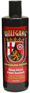 Wolfgang Concours Series WG-5500 Deep Gloss Paint Sealant 3.0, 16 fl. oz.