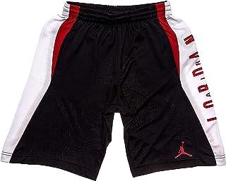 0d28a82ad1f Jordan Nike Air Boy's Highlight Dri-Fit Athletic Mesh Basketball Shorts