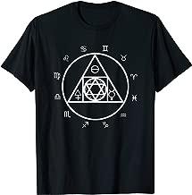 Magic Circle Occult T-Shirt