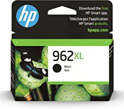 Original HP 962XL Black High-yield Ink Cartridge | Works with HP OfficeJet 9010 Series, HP OfficeJet Pro 9010, 9020 Series...