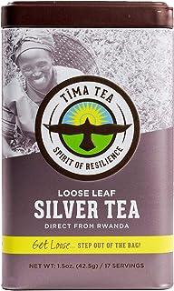 Pesticide-Free Silver Tea (1.5 ounce)
