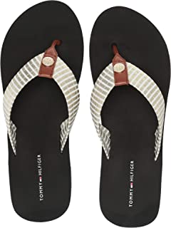 41328d26c31d Amazon.com  Tommy Hilfiger - Flip-Flops   Sandals  Clothing