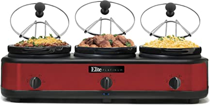 Best triple slow cooker buffet recipes Reviews