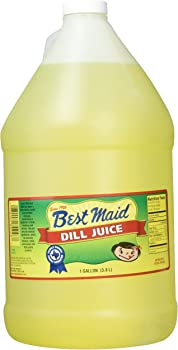 Best Maid Dill Juice 1 Gallon