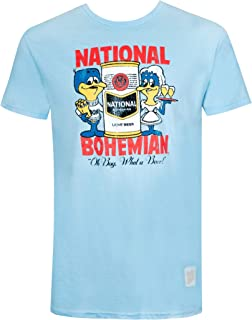 National Bohemian Vintage Design Tee Shirt