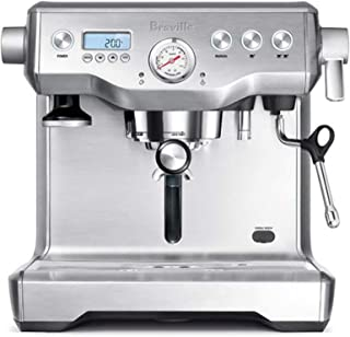 breville espresso machine not heating
