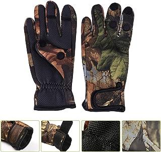 Best kevlar fishing gloves Reviews