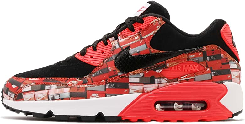 Amazon.com: Nike Air Max 90 Print (We Love : Clothing, Shoes & Jewelry