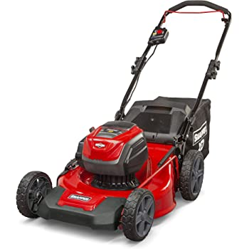 """Snapper XD 82V MAX Electric Cordless 21"""" Push Lawn Mower, Battery and Charger Not Included"""