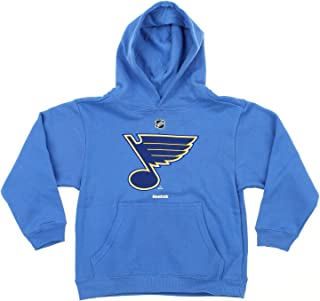 (Small (8), St. Louis Blues) - NHL Boys Youth & Kids (4-20) Primary Logo Pullover Hoodie