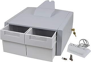 Ergotron Primary Double Tall Drawer - Composant de Montage (Module à 2 tiroirs, diviseur de tiroir) pour médicament - verr...
