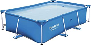 small steel frame pool