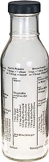 Kolder サラダ ドレッシング メーカー ミックス & 店舗 ガラス ボトル ミキサー 自家製 ランチ