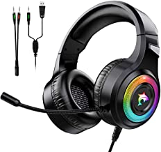 Gaming Headset Xbox One Headset with Stereo Surround...