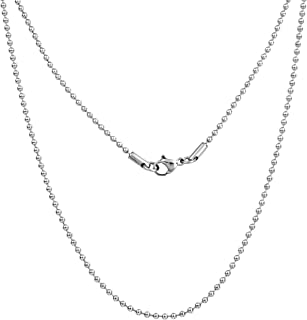 Best stainless steel bead chain Reviews