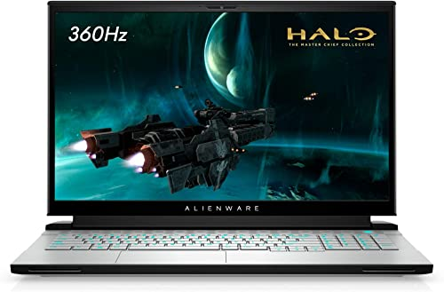new arrival Alienware m17 R4, 17.3 inch FHD (Full HD) Gaming Laptop - Intel Core i7-10870H, 16GB DDR4 RAM, outlet sale 1TB SSD, NVIDIA popular GeForce RTX 3060 6GB GDDR6, Windows 10 Home - Lunar Light (Latest Model) outlet sale