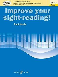 Improve your sight-reading! Trinity Edition Piano Grade 1