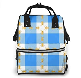 Ants Did Someone Say Multi-Function Travel Backpack Nappy Bag,Fashion Mummy Bag