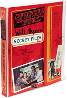 Stranger Things. Will Byers. Secret Files