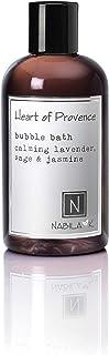 N Nabila K Heart of Provence Bubble Bath, Adult Spa Bath In Your Home, 8 oz
