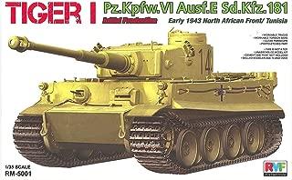 Rye Field Model 1/35 Tiger I Pz.Kpfw.VI Ausf.E Sd.Kfz.181 Model Kit