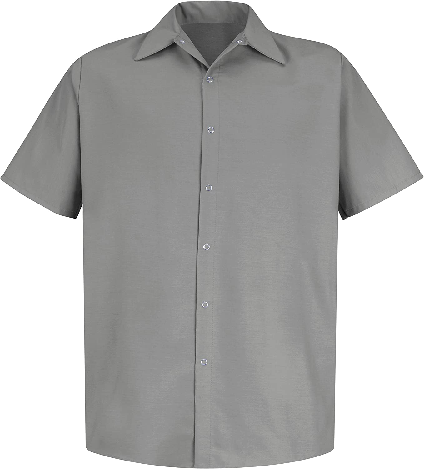 Red Selling Kap Men's Specialized Work Large special price !! Pocketless Shirt