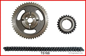 Enginetech TS168 Timing Set GM 366 427 454 DBL ROLLER