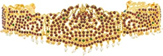 UG PRODUCTS Gold Plated Dance Jewellery Belt for Women