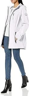 Women's Iconic Sporty Hooded Soft Shell Rain Jacket