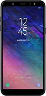 Samsung Galaxy A6+ SM-A605F Akıllı Telefon, 64 GB, Siyah (Samsung Türkiye Garantili)
