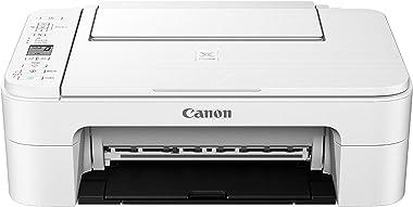 Canon TS3322 Wireless All in One Printer - White