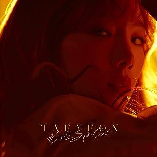 【一般店特典 ポストカード付】 TAEYEON #GirlsSpkOut 【通常盤】(CD)