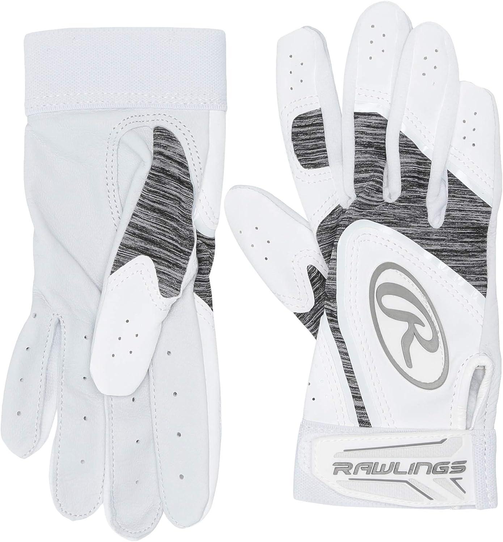 Rawlings Women's Storm Softball Batting Gloves