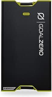 Goal Zero Sherpa 40 Power Bank, Black