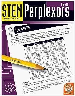 MindWare STEM Perplexors Logic Puzzles (Level D)
