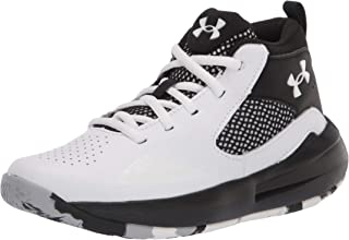 Under Armour Grade School Lockdown 5, Scarpe da Basket Unisex-Adulto
