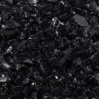 Best black fire pit glass Reviews