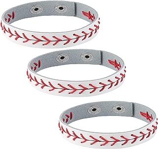 baseball player bracelets