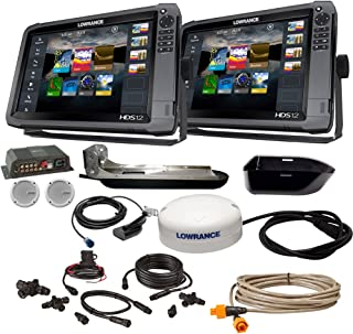 lowrance hds 12 boat in a box