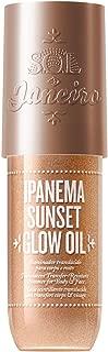SOL DE JANEIRO Glow Oils Color Ipanema Sunset 2.5 oz No Pump