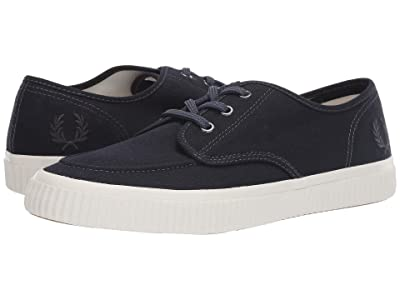 Fred Perry Ealing Low Canvas (Navy/Dark Airforce) Men