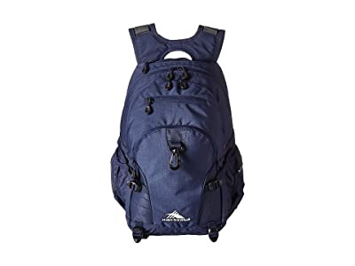High Sierra Loop Backpack (True Navy) Backpack Bags