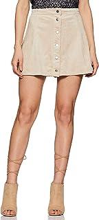 d4a05b938f Mini Women's Skirts: Buy Mini Women's Skirts online at best prices ...
