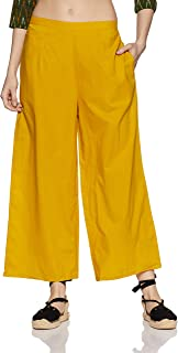 c3c0f97ce5468 Yellows Women's Trousers: Buy Yellows Women's Trousers online at ...