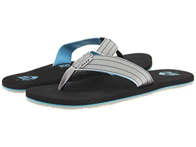Reef Quencha TQT (Black/Turquoise) Men